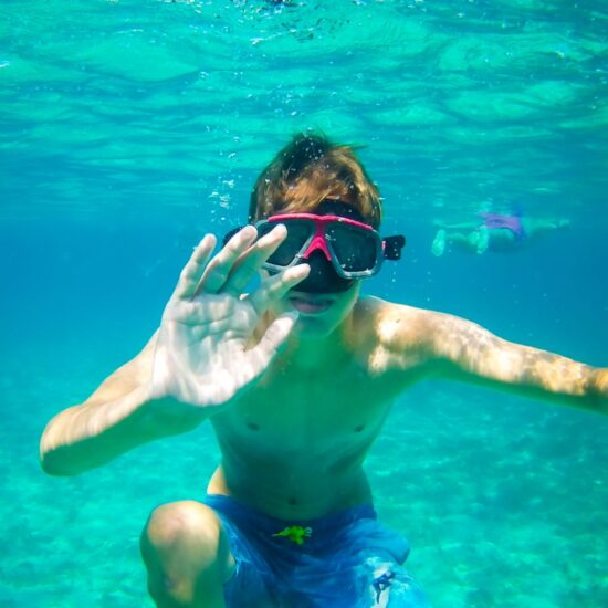 Snorkelling Blue Cave Tour Croatia