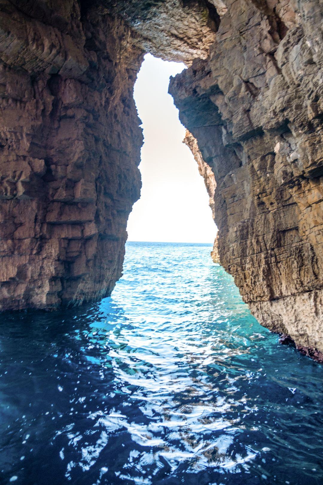 Vis Blue Cave Tour Croatia